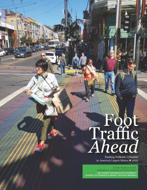 Foot Traffic Ahead 2019