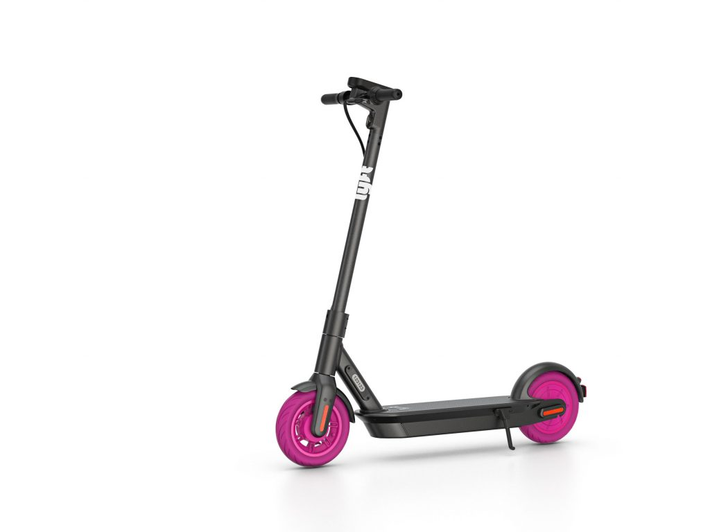 Lyft Scooter Segway Ninebot Max