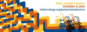 Streets Alive Ride for Refuge