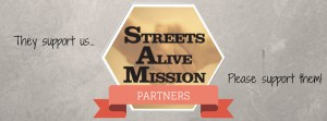 Streets Alive PARTNERS banner