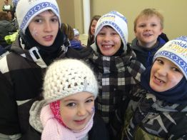Coldest Night of the Year 2015 - Lethbridge Group 4