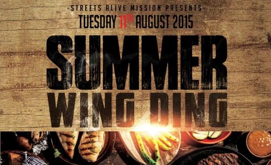 Summer Wing Ding - Streets Alive Mission - Lethbridge