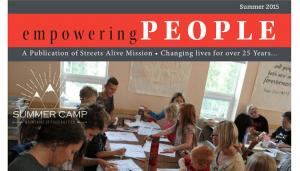 empowering people summer 2015
