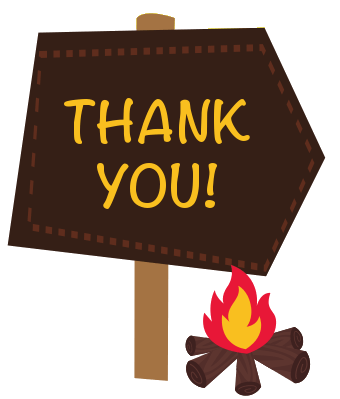 Thank you for your donation to help send a kid to camp!
