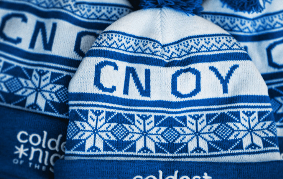 CNOY19 - Coldest Night of the Year