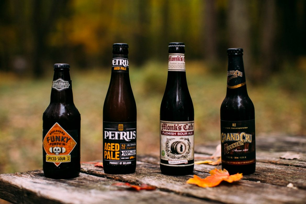 Four Sour Beers to try this fall