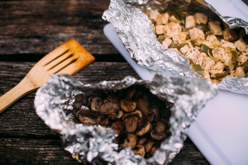 Vegan camping food recipes | streetsandstripes.com