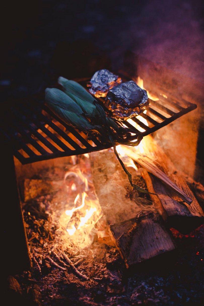 Campfire cooking | streetsandstripes.com