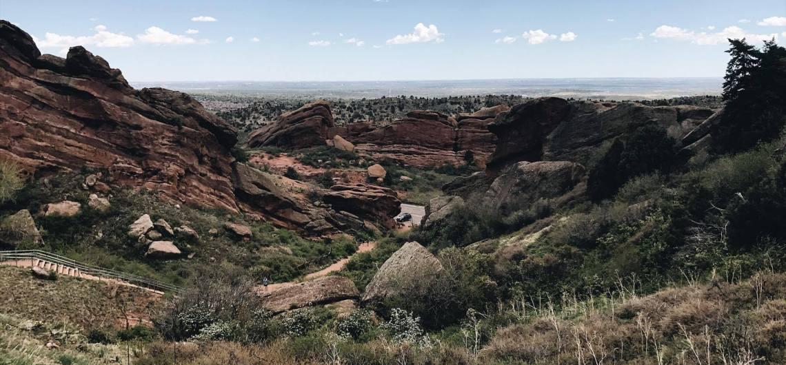 Red Rocks Colorado Mountains