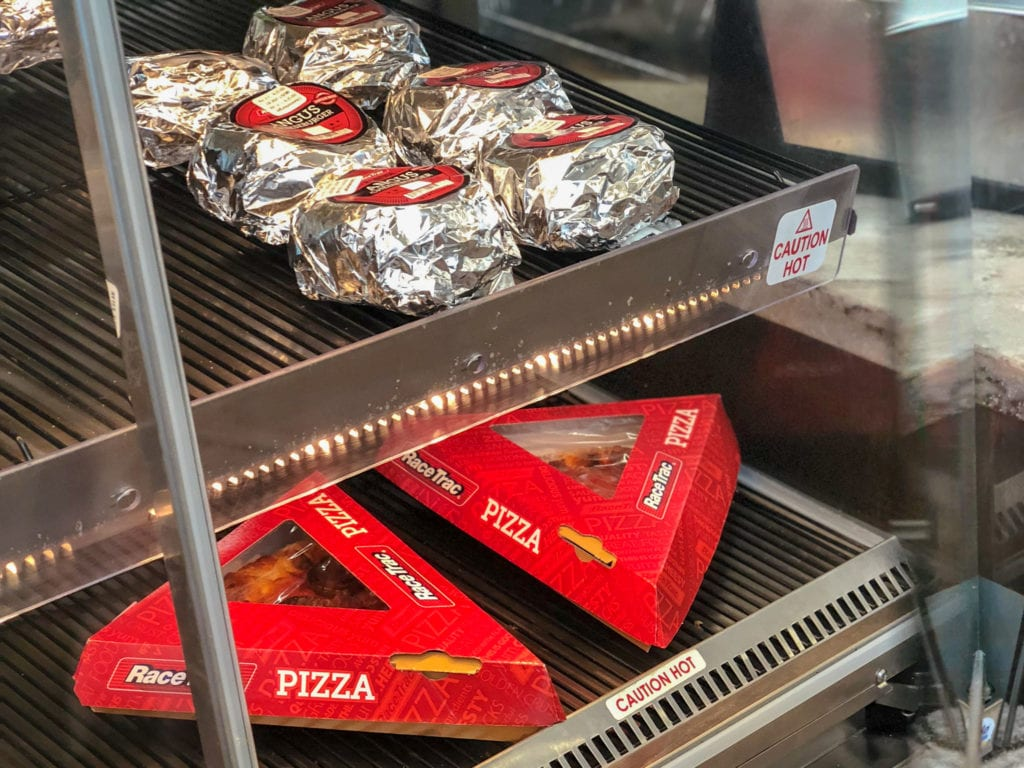 RaceTrac Pizza by the Slice | Grab and Go Pizza Available in