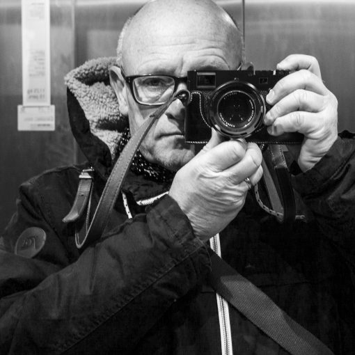 UK street photographer - Brian Lloyd Duckett