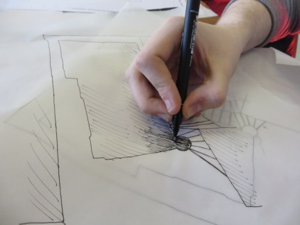 Drawings - Westbourne Church