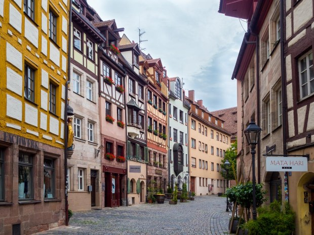 Weißgerbergasse Nuremberg