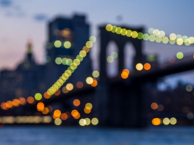 Bokeh Bridge