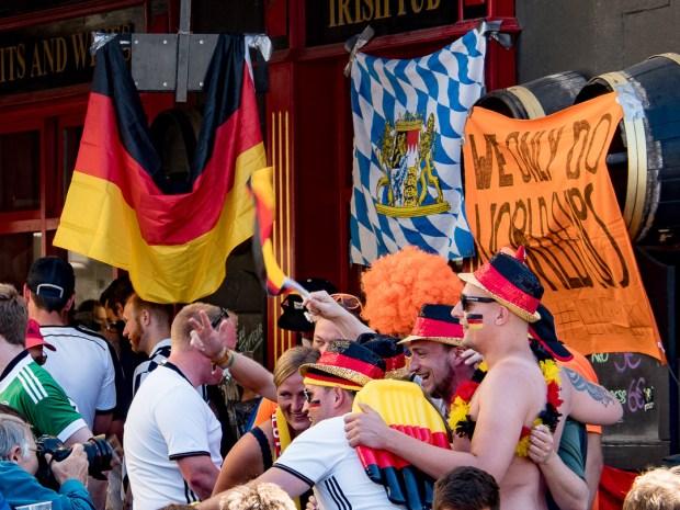 Nuremberg World Cup-2