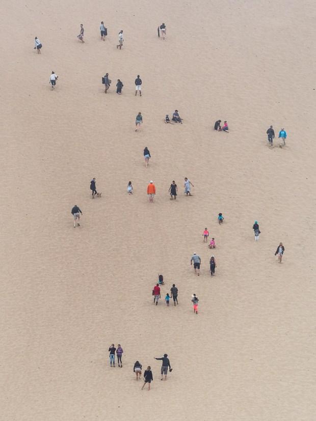 Oregon Dune Fun  1/640 sec - f/5,6 - ISO 200 - 150mm
