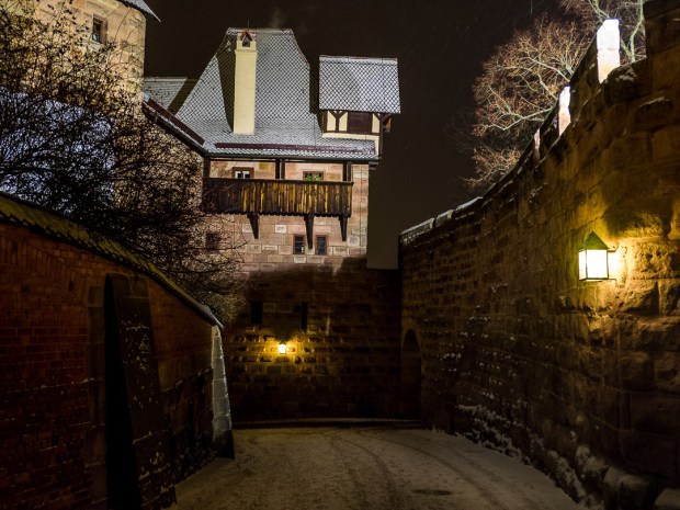 nuremberg old town in winter 20