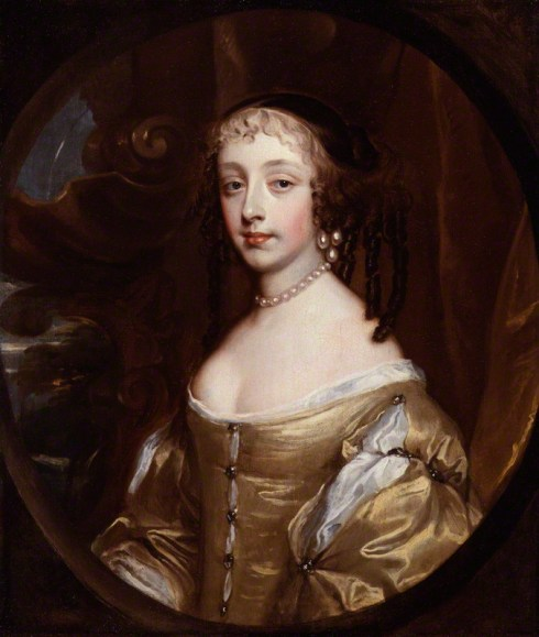 NPG 6028; Henrietta Anne, Duchess of Orleans by Sir Peter Lely