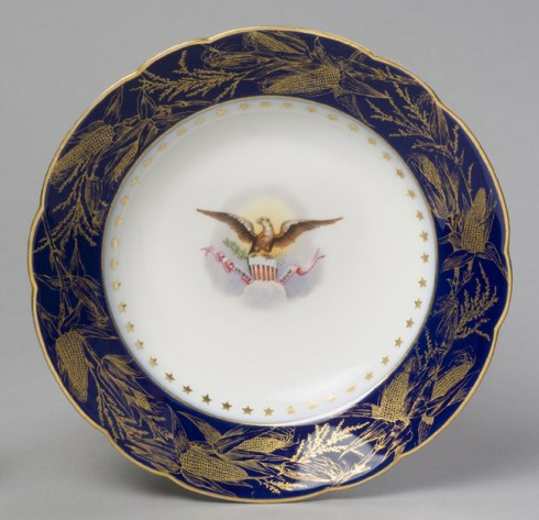 Presidential China Harrison