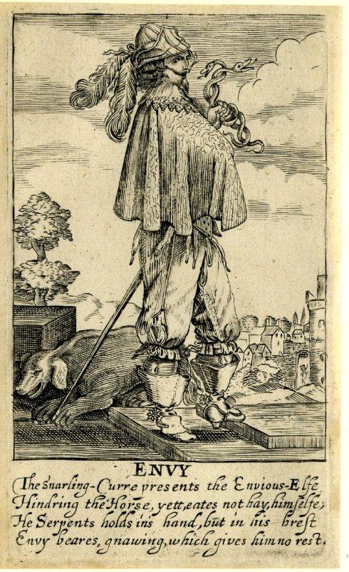 Envy 17th century