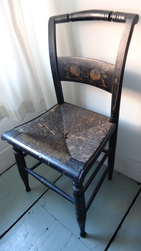 Fancy Hitchcock Chairs
