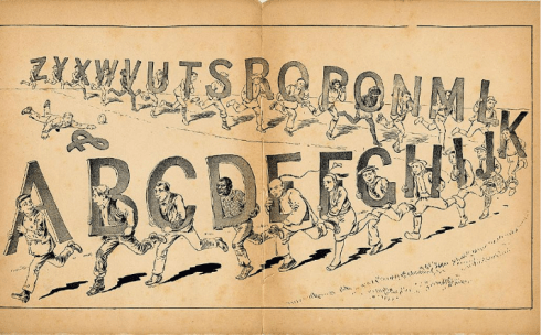 Alphabet Book of Country Scenes