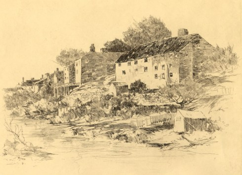 Old Creek Salem 1886