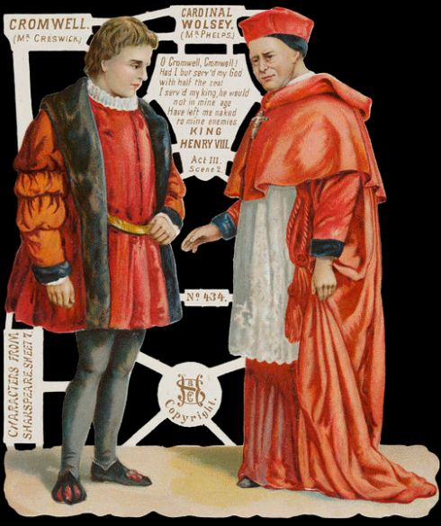 Shakespeare Scrap Henry VIII