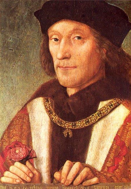 Tudor Henry MIchael Sittow 1500