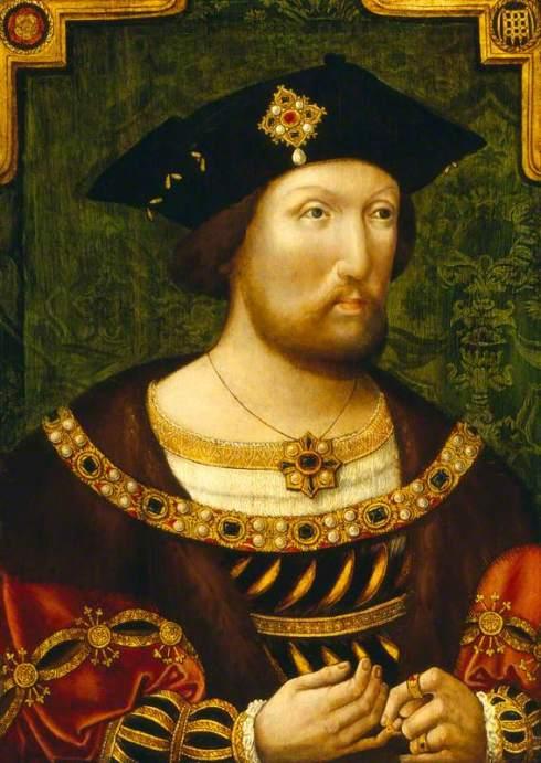 Tudors Henry VIII 1540 NPG