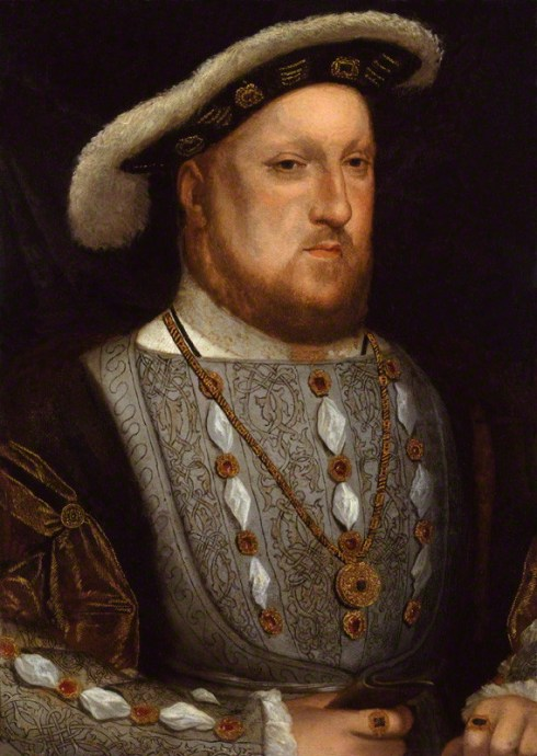 NPG 157; King Henry VIII after Hans Holbein the Younger