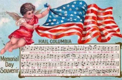 Band of Brothers Memorial Day Card 1909