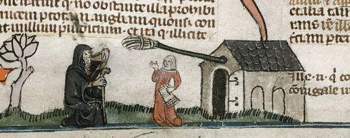 Hermit Drinking