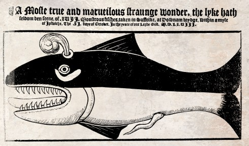 Whale Granger_Timothy-A_moste_true_and_marueilous_straunge-STC-12186-385_01-p1