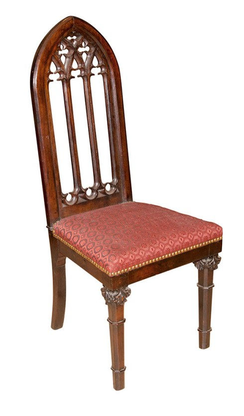 Poe Parlor Chair