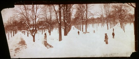 Midwinter Boston Common 1904