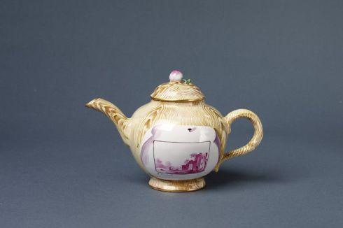 Faux Bois Teapot V and A