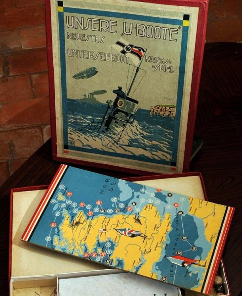 War Games U Boat
