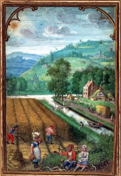 August Bening V and AM