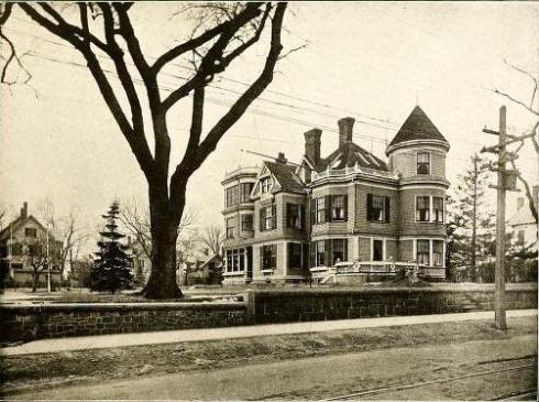 South Salem Gove Mansion