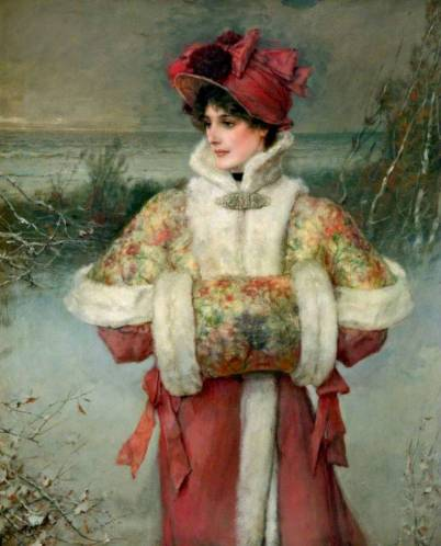 Boughton Lady of the Snows