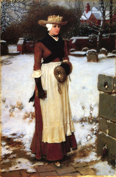 Boughton Puritan Maiden