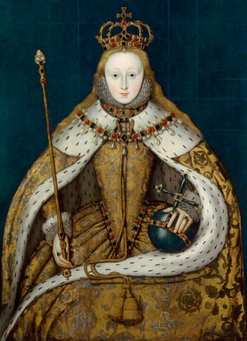 NPG 5175; Queen Elizabeth I by Unknown artist
