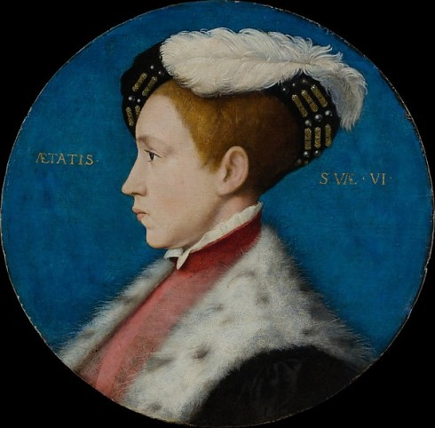 Edward VI by Holbein MET
