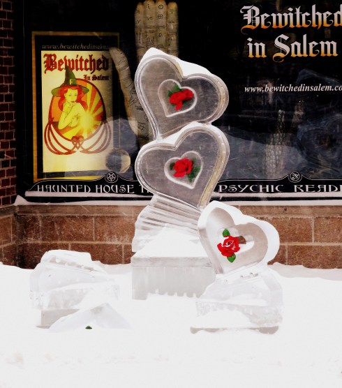 Snow Sculptures 042