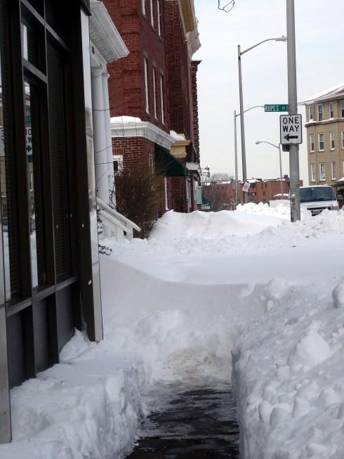 Snowbanks 027