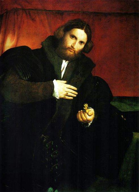 Lorenzo_Lotto Lion's Paw
