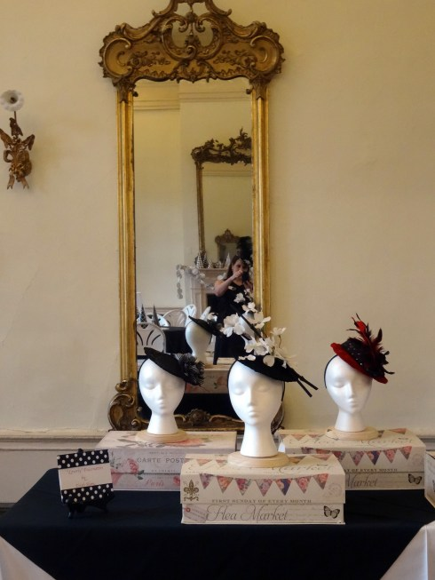 Fascinators in Salem 3