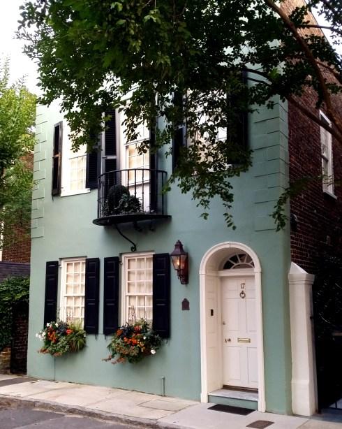 Charleston Tradd Street