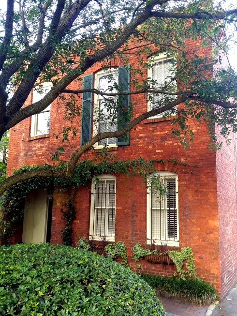 Savannah Favorite Townhouse